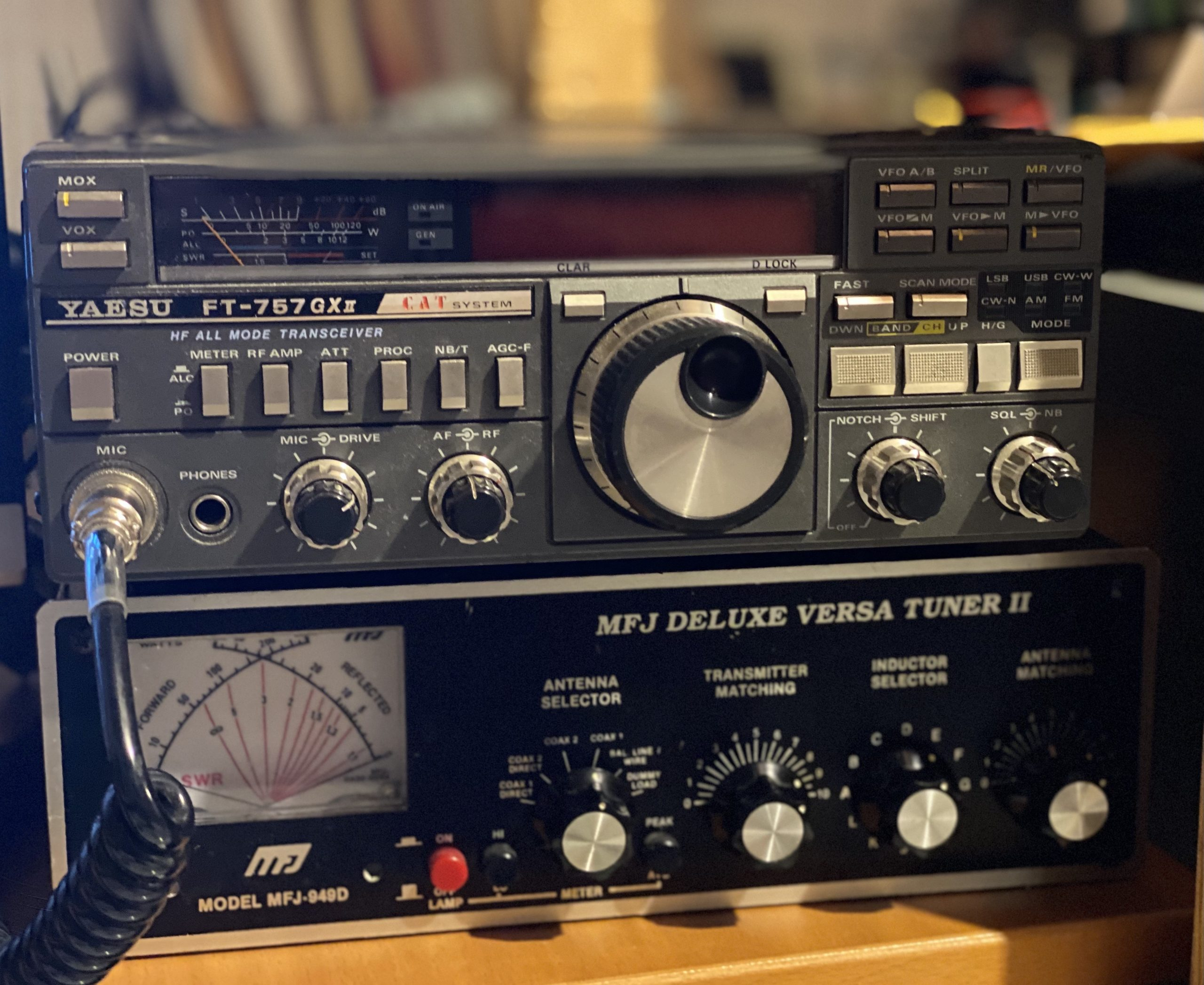 used ham radio gear